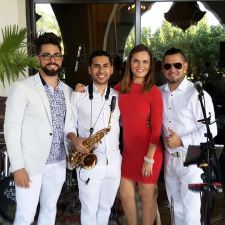 Smooth Group - Quartet