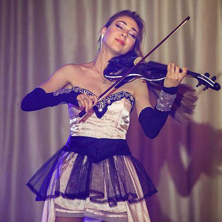 Prima Violin- Solo electric violinist