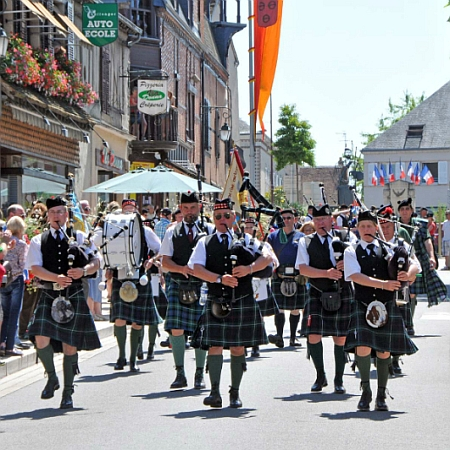 Southern Seaforths Pipe Band