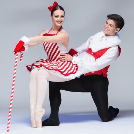 Winter Wonderland Ballerinas