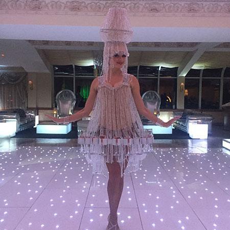 Bubbygram - Champagne Dresses