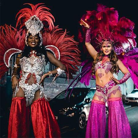 Showstoppers - Carnival Stilt Walkers
