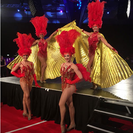 Vegas Showgirls (The Dance Mob)