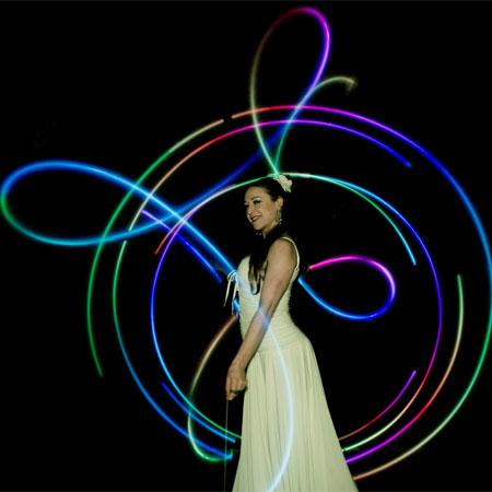 Lunart-x - Light Spinner