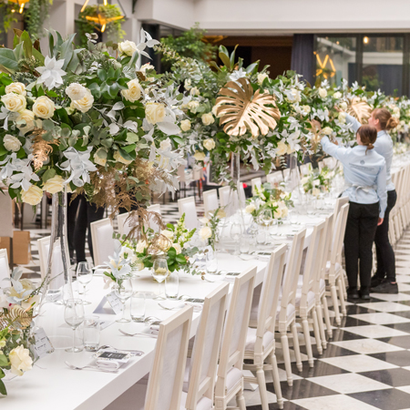 Bloemenmeisjes - Floral Event Decor