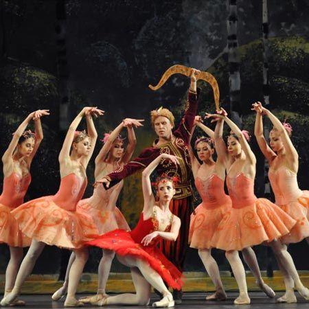 Emelianov Dance Company - Russian Modern Ballet