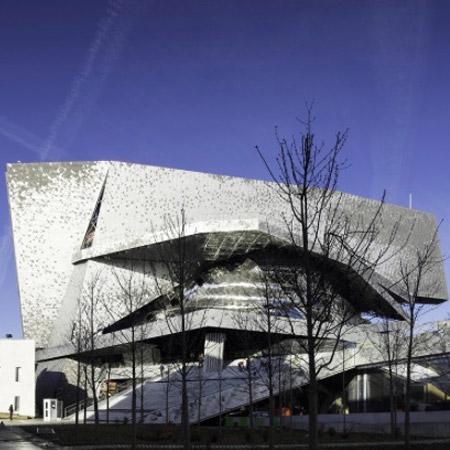 Cultival - Behind the Scenes of the Philharmonie de Paris