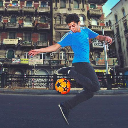 Disha Freestyle - Football Freestyler