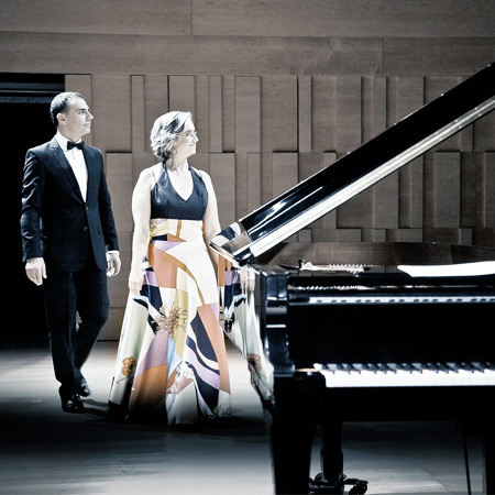 Carles & Sofia Piano Duo