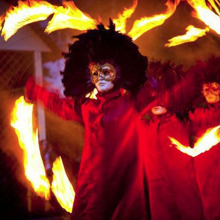 The Furious Angel Show - Fire