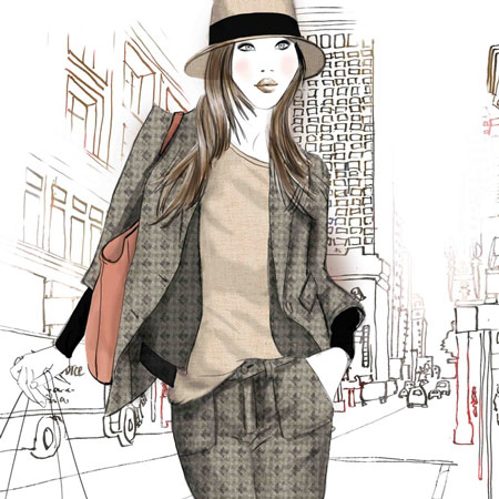 Sonya Parra - Mind Mapping Illustration