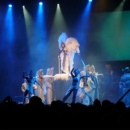 Dinamic Producción de espectáculos - Akasha show