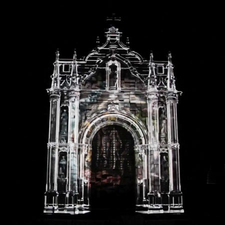 pifi - Projection Mapping