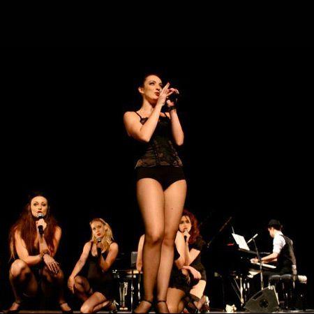 Musical Theatre Cabaret - Wild Fire Entertainment