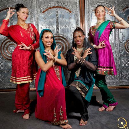 Les Danseuses d'Or - Bollywood Dancers