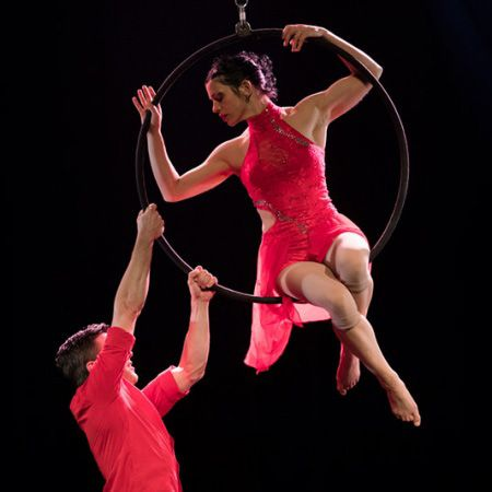 Jade-Emmanuelle Amyot - Aerial Duo