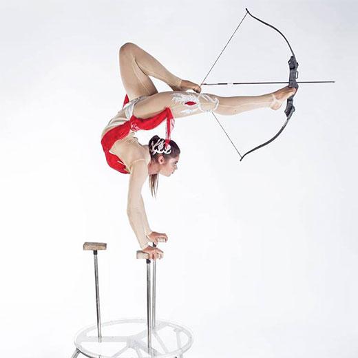 Klaudia Ciupak - Foot Archer