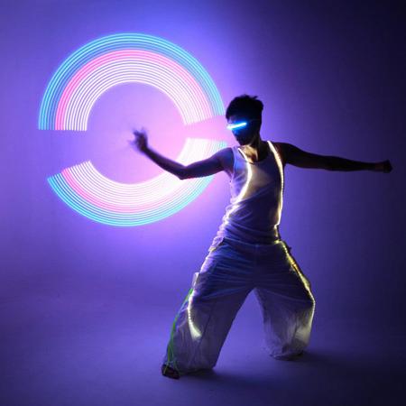 True Spin - LED Poi