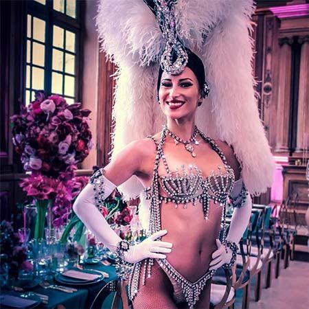 Sublime Paris - Showgirls & Fashion Shows