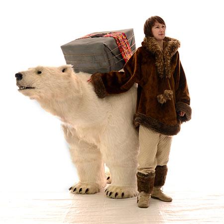 Los Kaos - Bjorn The Polar Bear