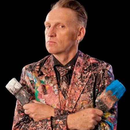Jon Hicks - Cabaret Art Show
