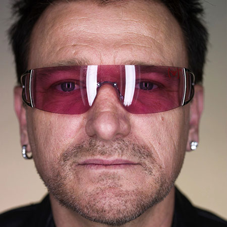 Pavel Sfera - Bono Impersonator