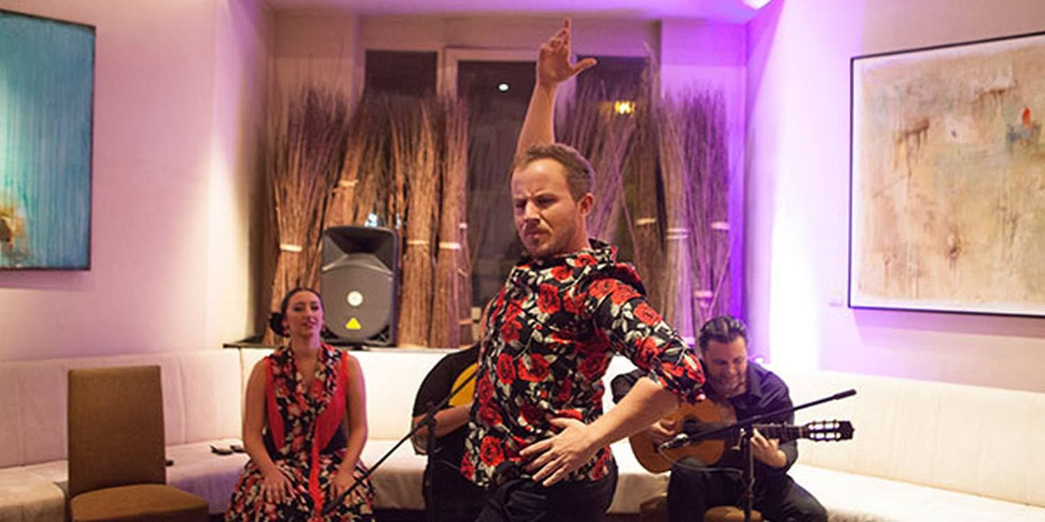 Flamenco Show Thrills Guests At Corporate Event In Madrid