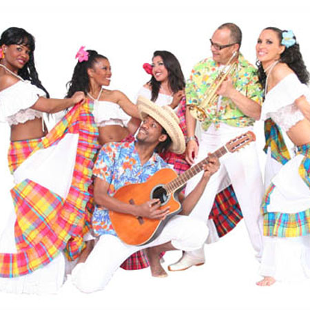 Cocobamboo -Caribbean and African Shows