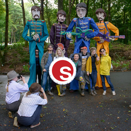 VIP Puppets - Beatles Puppets