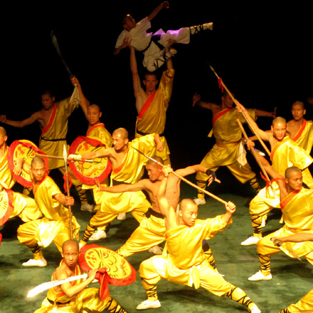 Qibu Kung Fu Group - Shaolin Kung Fu Show