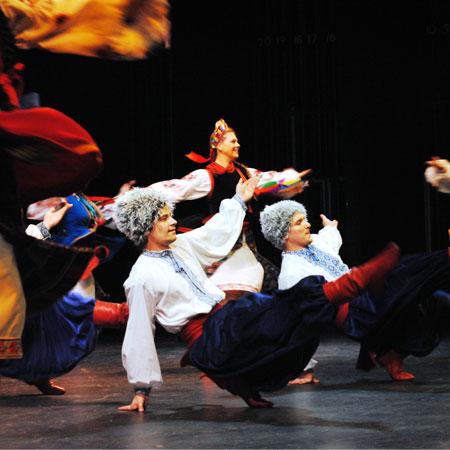 Orlyk Dance Ensemble