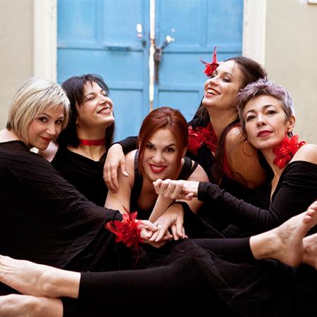 Stringless - Greek Female A Cappella Group