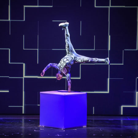 Electric Dance Theatre - The Cube