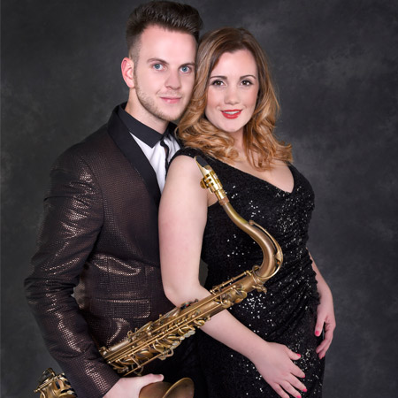 The Lady and The Sax