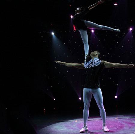 Qibu Culture - Ballet On Shoulder