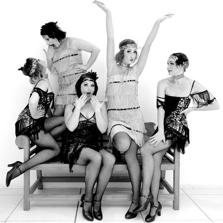 Rubix - Gatsby Glamour