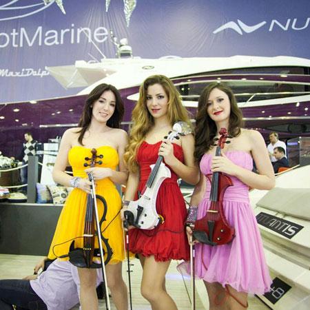 Eva - Electric Violin Trio