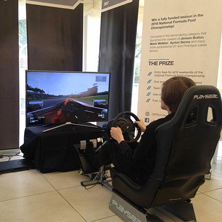 JM Scholarship - Racing Simulators