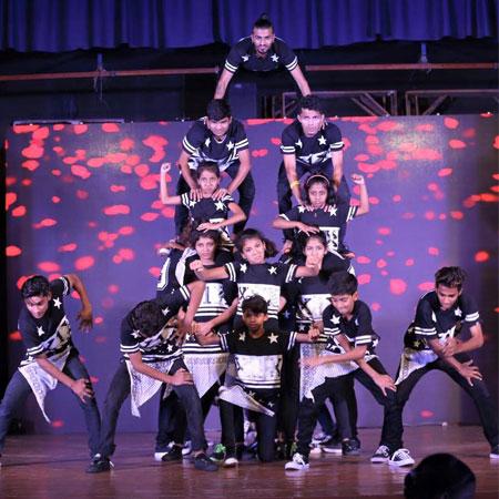 X1X Dance Crew