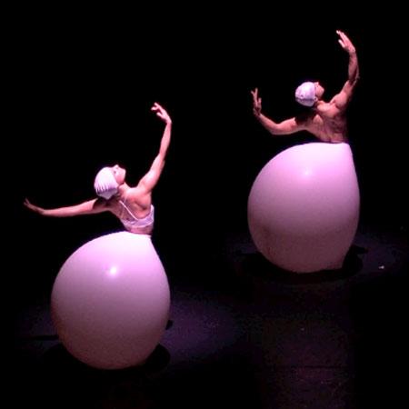 Evolution Dance Theatre - Spheres