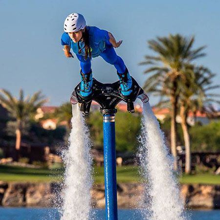 The HydroFlight Show - Flyboard Show
