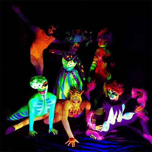Beyond Repair Dance - Wild UV