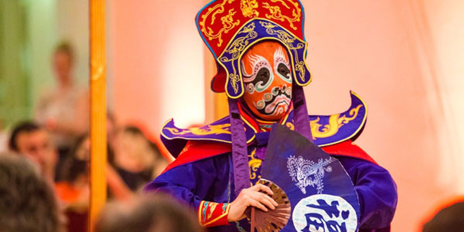 Chinese Entertainment Delights At Mayfair Event