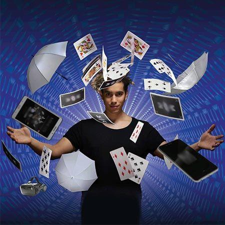 Augmented Magic - virtual show