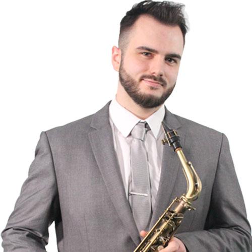 Elijah Paul - Solo Saxophonist