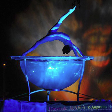 Ada Ossola - Enchanting Water