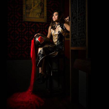 Adeline Ng Yong Tian - Close Up