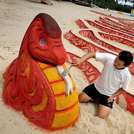 Sandworkz - JOOheng Tan