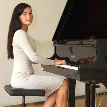 Katarzyna Zalewska - Pianist