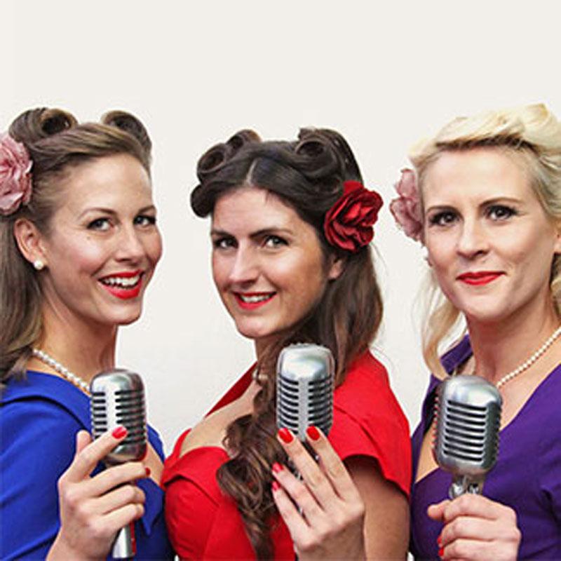 The Sweetheart Swing Sisters